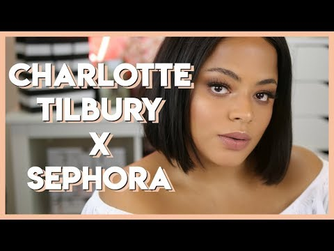 REVIEW | CHARLOTTE TILBURY x SEPHORA : Worth it? ?♀️ thumbnail