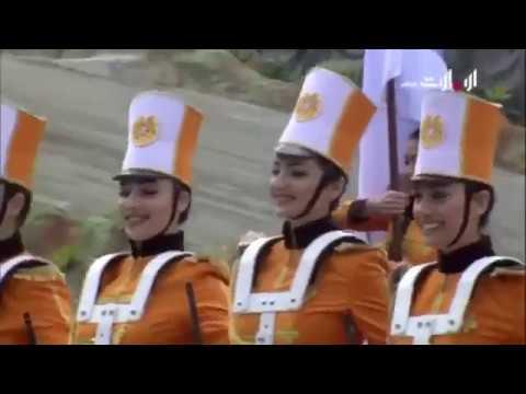 Армянский почетный караул  и оркестр в Абу-Даби:2019г