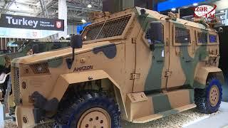 В Баку открылась третья Азербайджанская международная оборонная выставка «ADEX 2018»