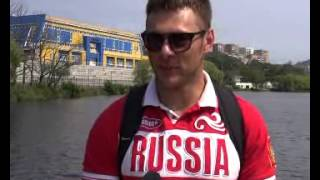 Во Владивостоке завершается ремонт беговой дорожки на озере «Юность»(, 2014-08-15T02:26:11.000Z)
