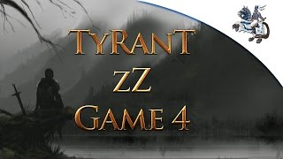 WiC Double Elim - TyRanT vs Dreamers zZ [Game 4]