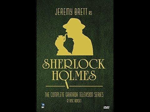 Sherlock Holmes - Granada - 7. Šest Napoleonů ( CZ dabing )