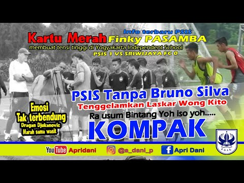 PSIS Tanpa Bruno Silva Tenggelamkan Laskar Wong Kito/Kartu Merah Fingky Pasamba Buntut Emosi Dragan