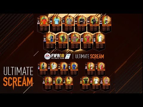 12,000 FIFA POINTS PACK OPENING + GUARANTEED SCREAM CARD PACK OPENING   🎃🎃- FIFA 18 ULTIMATE TEAM