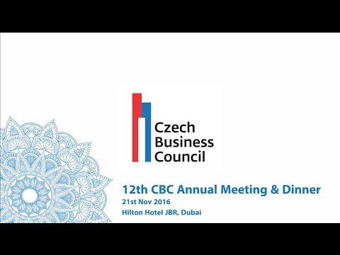 12th Czech Business Council Meeting