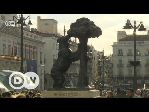 Travel blogger Marcela de la Peña shows you Madrid   DW English