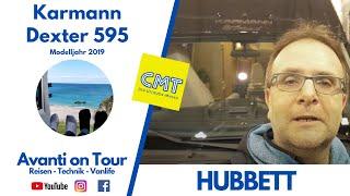 Karman Dexter 595 Hubbett - CMT 2019 Stuttgart