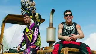 Lenny Tavárez, Natanael Cano, Ovi - Enfermo de Riqueza (Official Video)