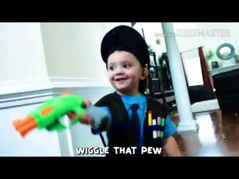 🎵🎵 DOWN WITH THE PEW (Official Music Video) By Funnel Vision