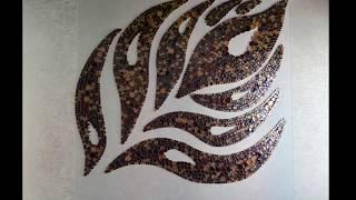 Художественная укладка мозаики(Художественная укладка мозаики с использованием пошаговой колеровки эпоксидной затирки по технологии..., 2015-02-27T15:15:28.000Z)