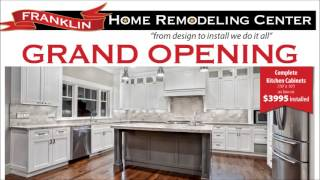 Franklin Home & Remodeling Center I Kitchen Remodelor Contractor Franklin I Custom Kitchens