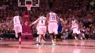 Андре Игудала - MVP финала НБА сезона 2014/15
