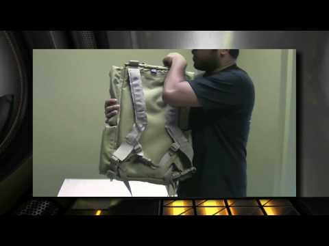 BDS Tactical Combat Medic Bag