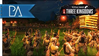 BATTLE OF THE RED CLIFFS - Historical Battle - Total War: Three Kingdoms
