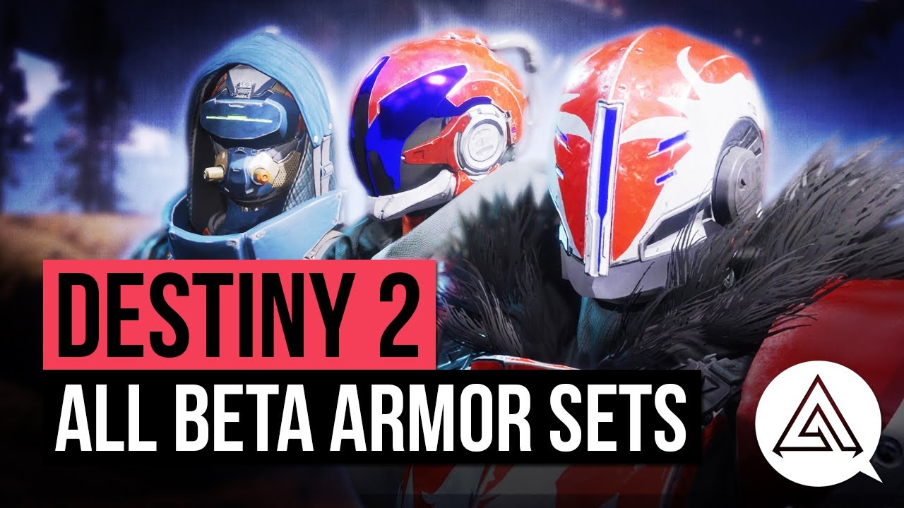 Destiny 2 open beta guide: all Exotics, weapons and armour