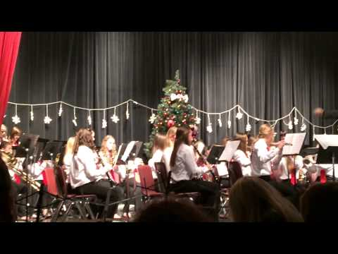 """""""Fanfare"""" by the Grosse Ile Middle School Symphonic Band"""