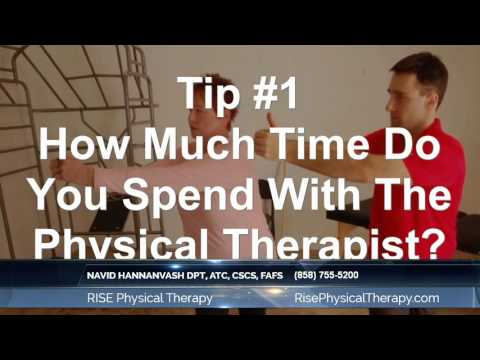 Navid Hannanvash DPT, ATC, CSCS, FAFS Of RISE Physical Therapy: Excellent Advice On How To Obta...