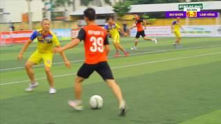 QUI NHƠN FC - LAM HỒNG FC: 6-3