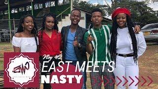 Nasty C In KENYA