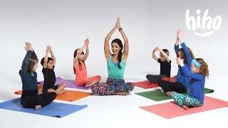 Kids Try Yoga