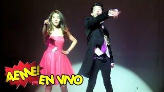 AEME! en Vivo y Show de Ami Rodriguez - VLOG #23