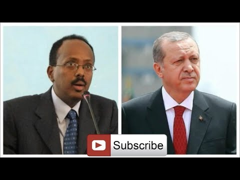 Madaxtooyadda Somalia oo Ka hadashay Safarka Madaxweynaha