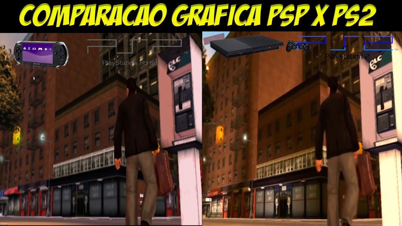 Grand Theft Auto - Liberty City Stories ISO ROM Download for PSP