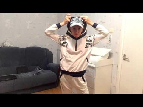 ПРИМЕРКА: Спортивный костюм и Кепка со стразами с Алиэкспресс (Аliexpress)