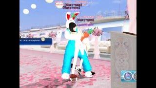 олькина свадьба с кроликом