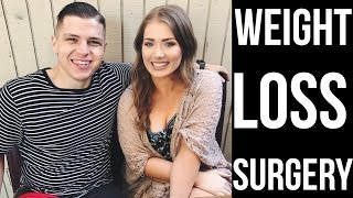 Getting Weight Loss Surgery With Morgan!