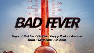 Kheil Stone Music - Bad Fever Riddim - Instrumental -  October 2015