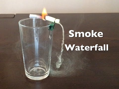 Rauch wasserfall