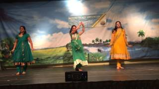Golden Jewels Dance School (Phoenix) - performance at Arizona Telugu Association Diwali Mela 2015