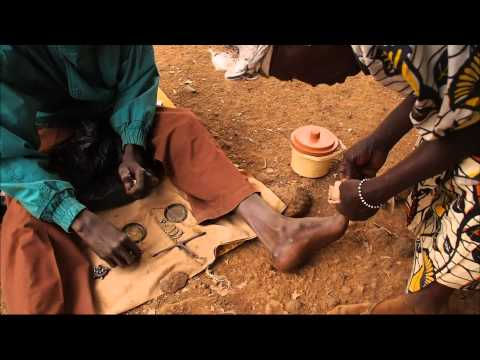 Children in Burkina Faso Get Dirty Work of Digging Up Gold