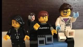 ANDIAMO A COMANDARE - LEGO -