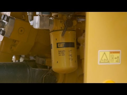 Cat® 926M, 930M, 938M Small Wheel Loader Safety and Service