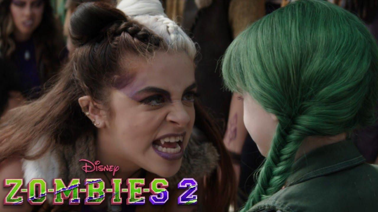 Zombiler 2 | Zed Kurtlar İle Tanışıyor! - Türkçe Dublaj