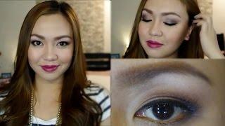Soft Smokey Eyes | Tagalog