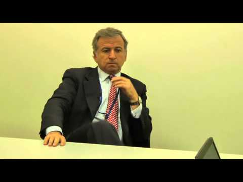 Interview with Felipe Larraín, finance minister, Chile - IMF 2011