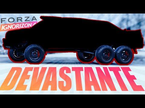 NUOVO PICKUP 6 RUOTE: 1400 CAVALLI - Forza Horizon 4