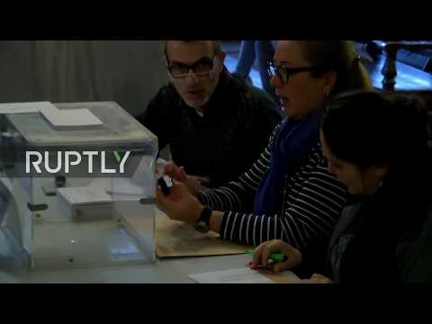 LIVE: Catalan regional election 2017: opening of polls