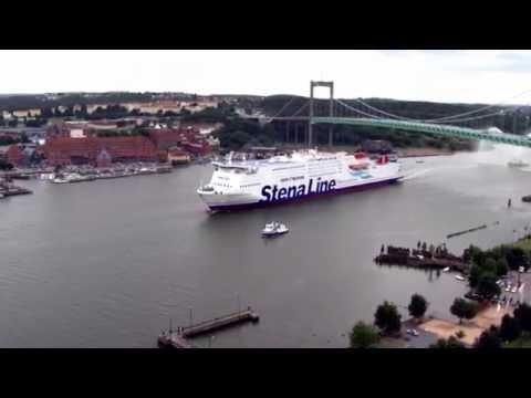 Stena Germanica Methanol Marine Fuel Film 2
