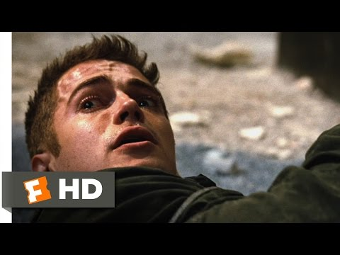 Jumper 25 Movie CLIP  Colosseum Ambush 2008 HD