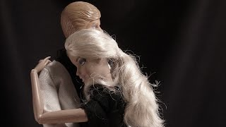 barbie s having a bad day asked out on a date a barbie stop motion animation by shakycow