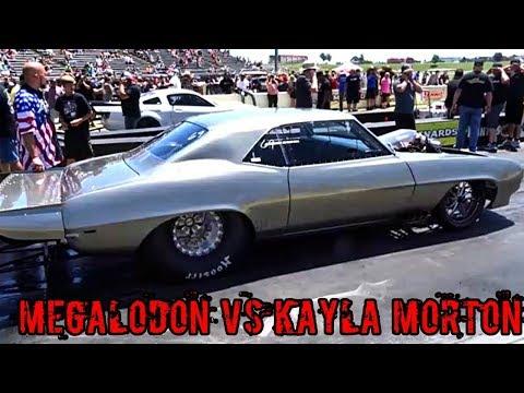 Megalodon vs Kayla Morton at No Prep Kings 2 topeka kansas