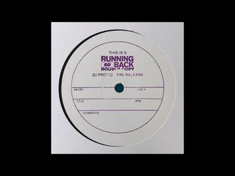 ACRONYM CITY - POWERMOVES (GERD JANSON MAYDAY EDIT) (RUNNING BACK DOUBLE COPY)