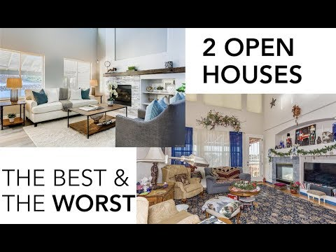 Home Staging: The Best & The WORST | Open House | Design Time