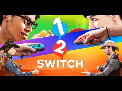 C-c-combo Breaker устраивает вечеринку в 1-2 Switch