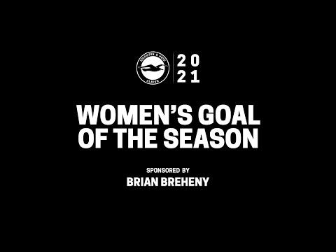 Women's Goal of the Season 2021