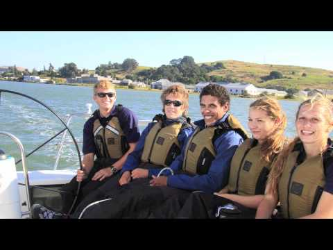 Cal Maritime - Team USA for Student Yachting World Cup 2010